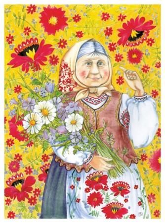 Поздравление бабушки с 8 марта
