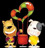 Валентинки - сердечки. Поздравления с днем святого Валентина, днем всех влюбленных